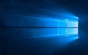 Windows 1803 Update
